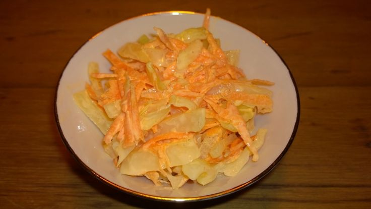 Salade Coleslaw par Benkku81