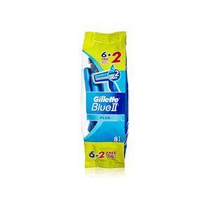 Prezzi e Sconti: #Gillette rasoio usa e getta blue ii plus 62  ad Euro 3.50 in #Gillette #Cosmetici > viso > rasatura