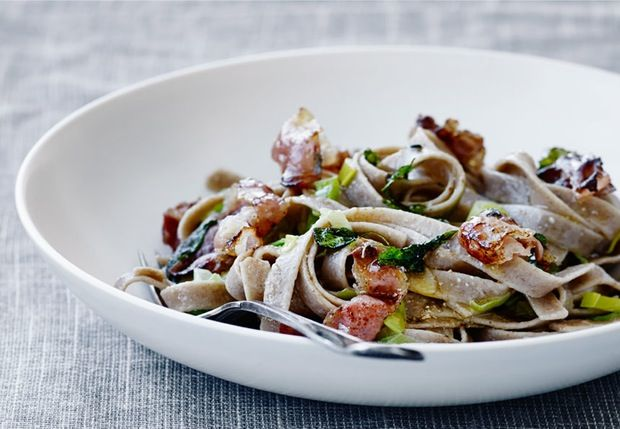 Nem pasta - perfekt til dovne dage