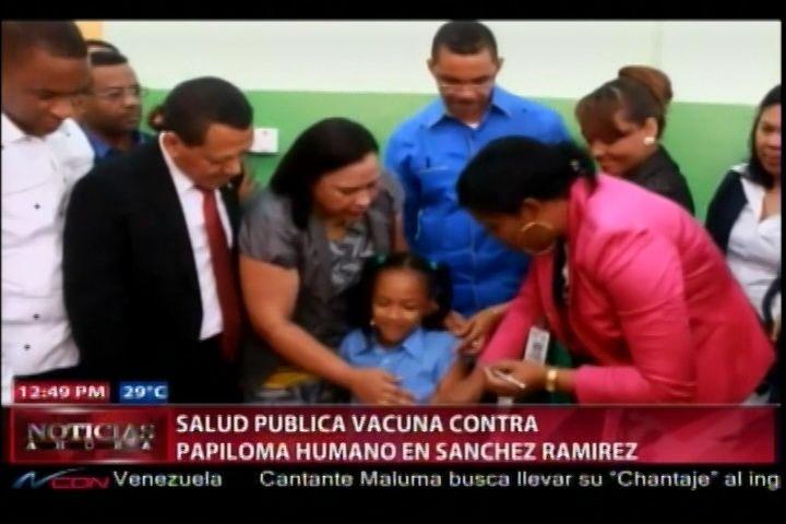 Comienza El Satanizado Plan De Vacunación Contra El Papiloma