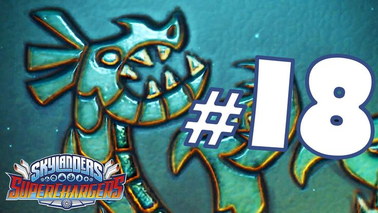 Skylanders Superchargers Gameplay ITA Walkthrough #18 - Drago - PS4