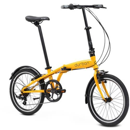 Durban Folding Bike