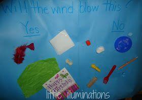 PreKandKSharing: Exploring Weather with Science Experiments in Preschool