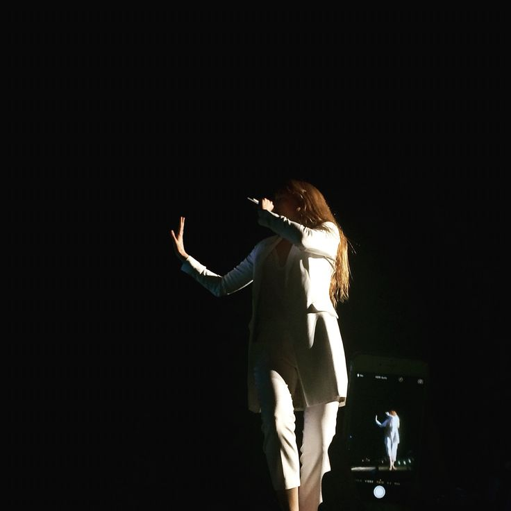 Florence and the Machine. Brilliant. Best concert of my life.
