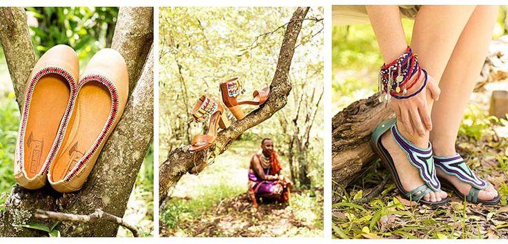 Zapatos Pikolinos Maasai bordados a mano # No es la primera vez que os hablamos del proyecto Maasai de Pikolinos, un proyecto sostenible que cada temporada Primavera-Verano nos regala una estupenda colección de sandalias de piel hechas en España y bordadas en …