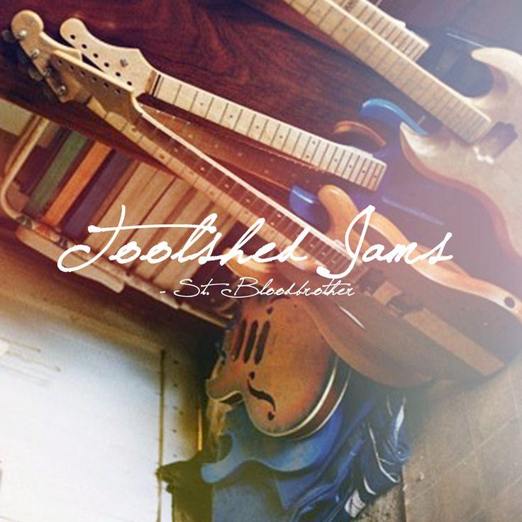 https://soundcloud.com/bloodbrotherstudios/toolshed-jams - Tool Shed Jams
