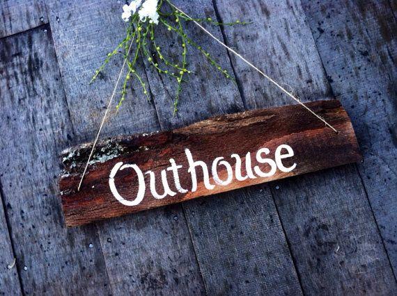 Outdoor Signs Wooden Diy