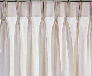 88 mejores im genes sobre cortinas en pinterest tratamientos de la ventana cuartos y costura - Tipos de cintas para cortinas ...