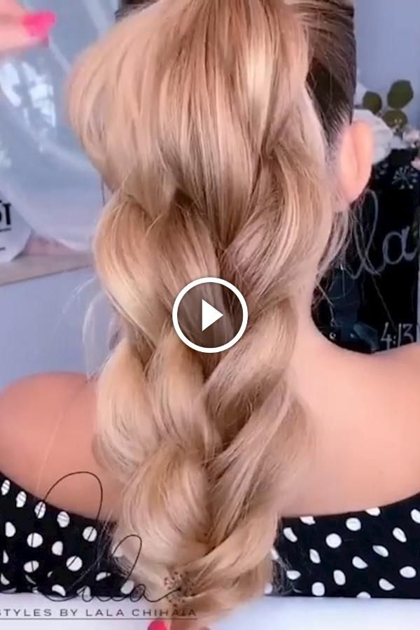 Easy Style Lalasupdos Hairstyles Hairstylesforgirls Hairs Hairstylist Hairstyle Hairstylemen Hairstyler Hairs Girl Hairstyles Hair Styles Hair Styler