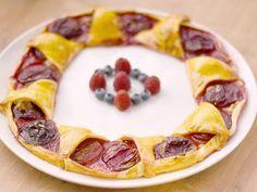 Tarte aux prunes - Recette de cuisine Marmiton : une recette
