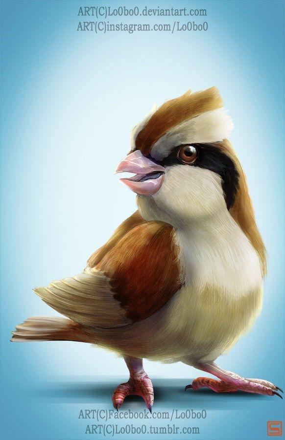 Cool Pokémon Art Imagines Pokémon as Real Animals