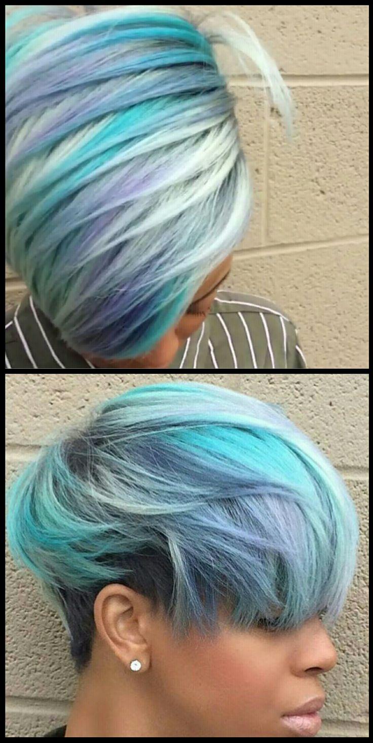 Best 25+ Pastel blue hair ideas on Pinterest | Baby blue ...