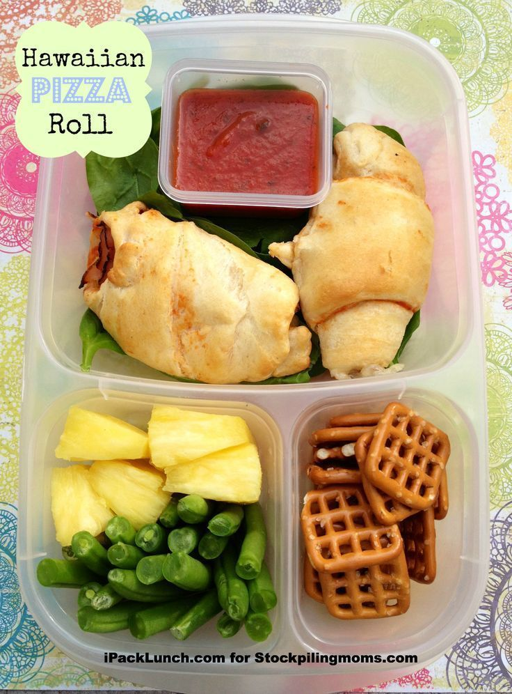 3 for 3 Lunch Challenge -  Lunchbox Ideas that help keep packing lunches easy and nutritious this week we are using ham, pineapple and green beans.