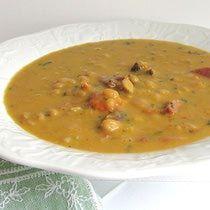 Hungarian Bean Soup Recipe - Bab Leves