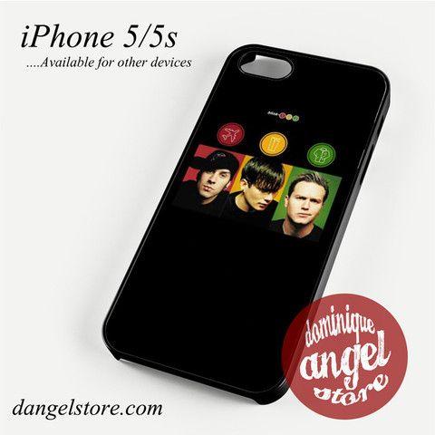 Blink 182 Crews Phone case for iPhone 4/4s/5/5c/5s/6/6 plus