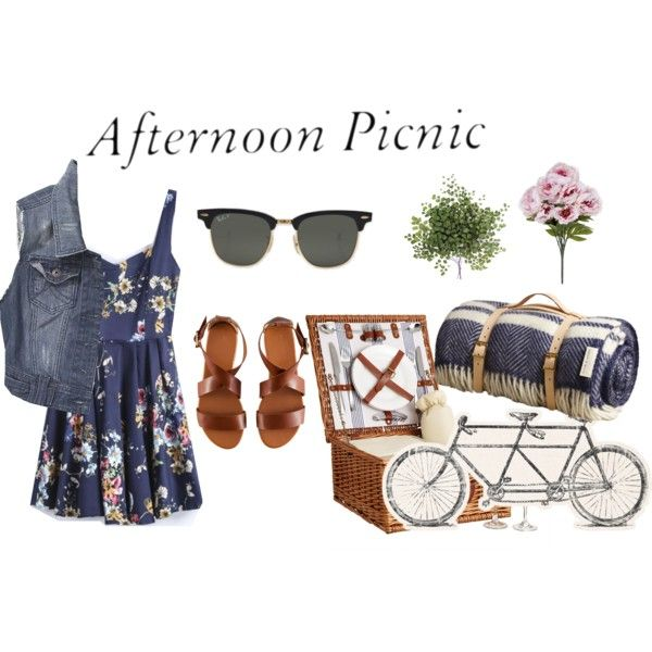 Afternoon Picnic attire