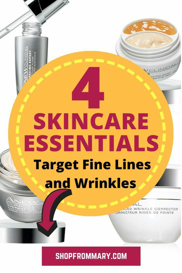 4 Best Wrinkle Targeting Skincare Products By Avon In 2020 Skin Care Skin Care Treatments Skin Care Collection