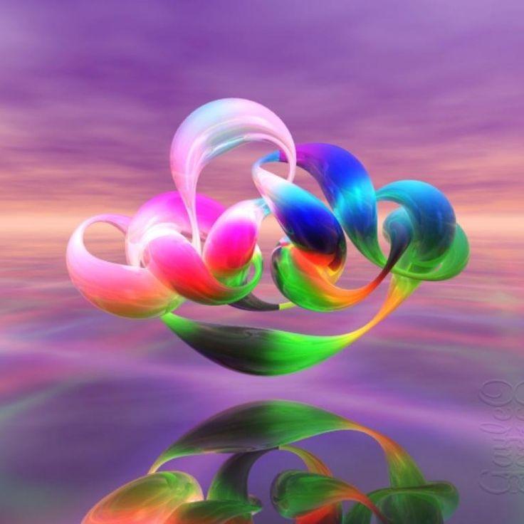 Flower of Life Fractal | ... flowers-tattoo-fractal-trees-roses-nature-flower-life-wallpapers