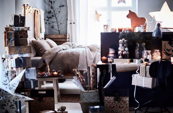 Вдохновение от IKEA: 17 фото (2 часть)