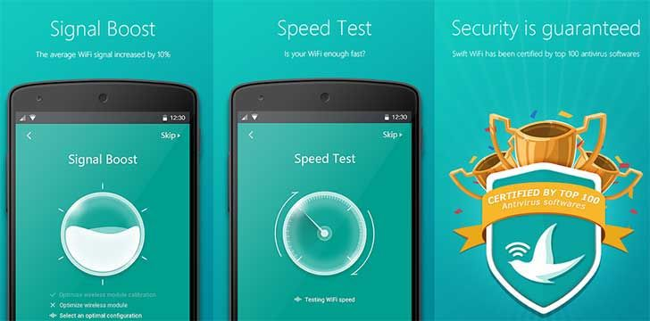 Swift WiFi App | Tool Apps | Android apps, Wifi, Windows Phone