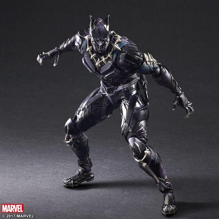 Marvel Universe VARIANT PLAY ARTS KAI - Black Panther   Square Enix Online Store