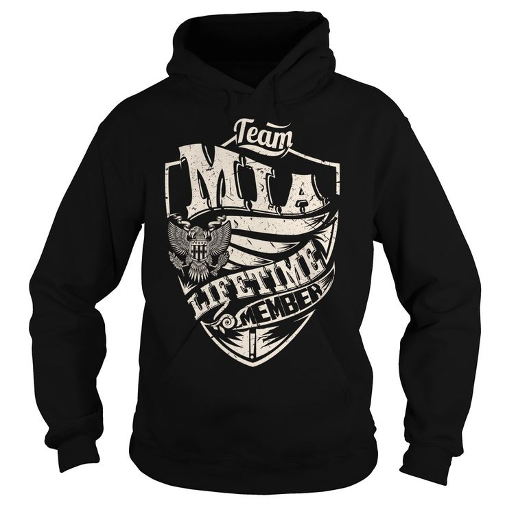 Last Name, Surname Tshirts - Team MIA Lifetime Member Eagle