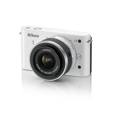 Nikon 1 J1 Digital Camera System with 10-30mm Lens (White) (OLD MODEL) Nikon http://www.amazon.com/dp/B005OGQXJW/ref=cm_sw_r_pi_dp_xyWbub1BDQCVF