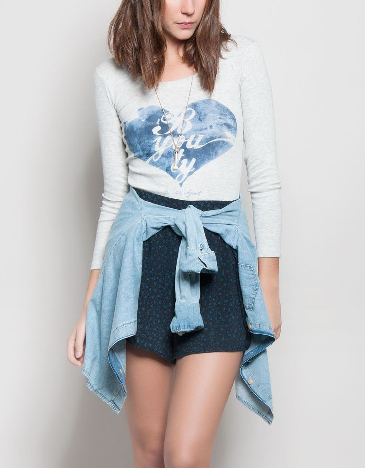 Camiseta manga 3/4 canale Double Agent 14,99€ www.doubleagent.es #fashion #ropa #clothes