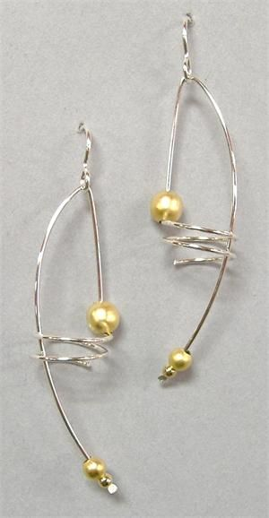 wire for tutorials wrapped how patterns to earrings make stylish guide