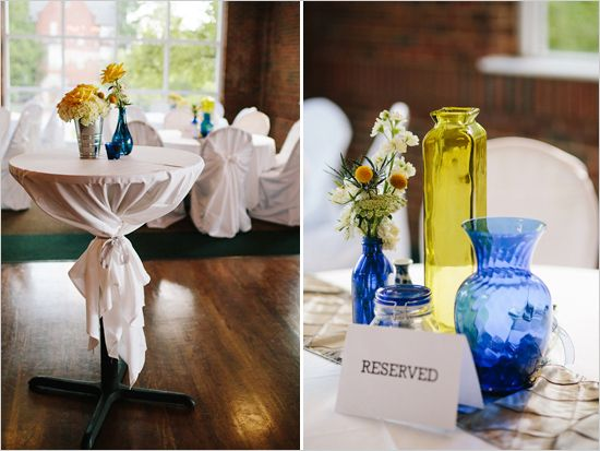 134 best Table Decorations images on Pinterest | Wedding ideas ...