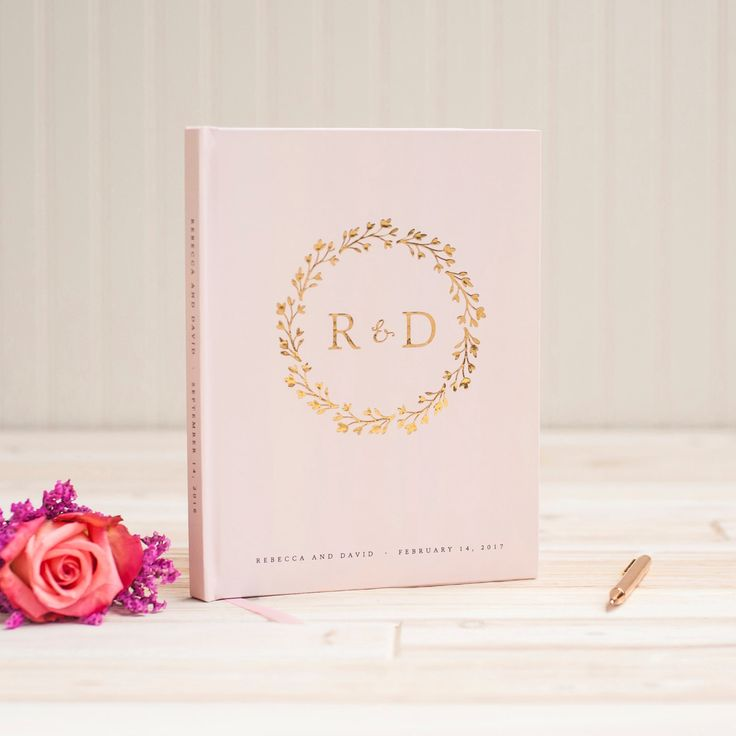 Best  Personalised Wedding Guest Book Ideas On
