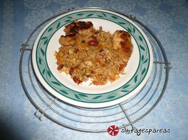 Ελαφρύ κινέζικο ρύζι #sintagespareas
