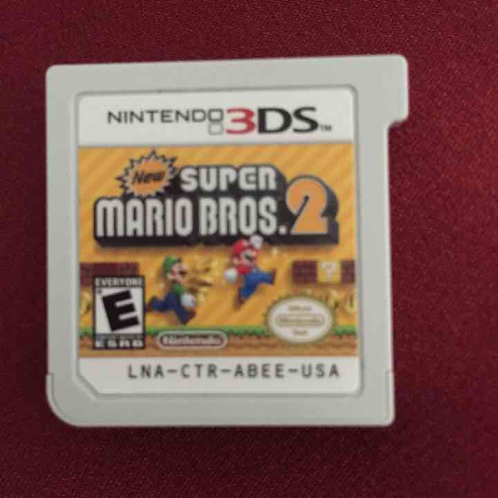 Nintendo 3 DS Super … ($32) is on sale on Mercari, check it out! https://item.mercari.com/gl/m986029964/