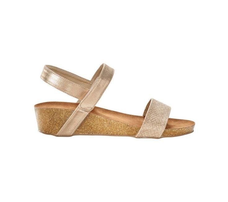 Sandále vo vzhľade hadej kože | blancheporte.sk #blancheporte #blancheporteSK #blancheporte_sk #sandals #shoes #topanky