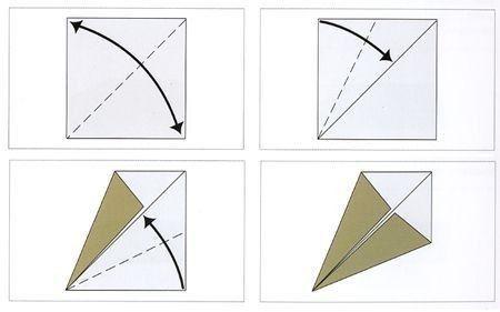 Origami cigno (Foto 2/8)   Tempo Libero