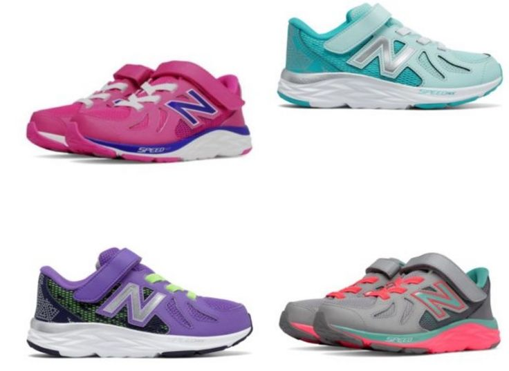 Joe's+New+Balance+Outlet:+50%+Off+Summer+Clearance+Event+++Extra+10%+Off+++Girl's+Shoes+$27.99+{reg.+$54.99}