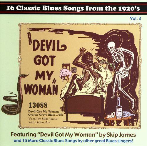 Classic Blues Artwork from the 1920's, Vol. 3 Calendar 2006 [CD]