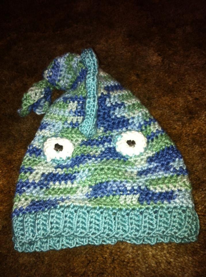 fish hat :)
