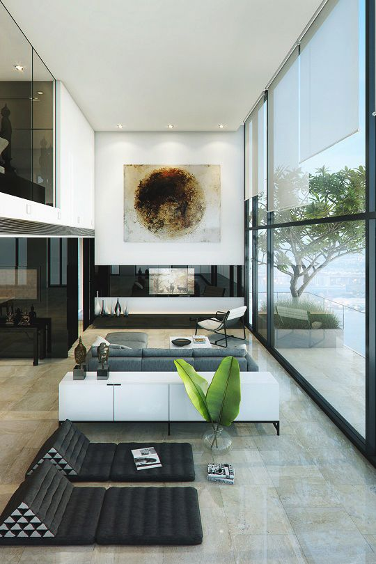Livingpursuit: U201c PANO Project By AAd U201d Modern Interior Part 79