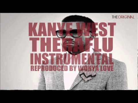 Watch out for the line about Kim K..damn thats cold Kanye! Kanye West - Theraflu Ft. DJ Khaled