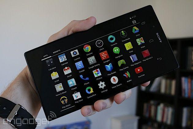 Sony Z Ultra Google Play edition