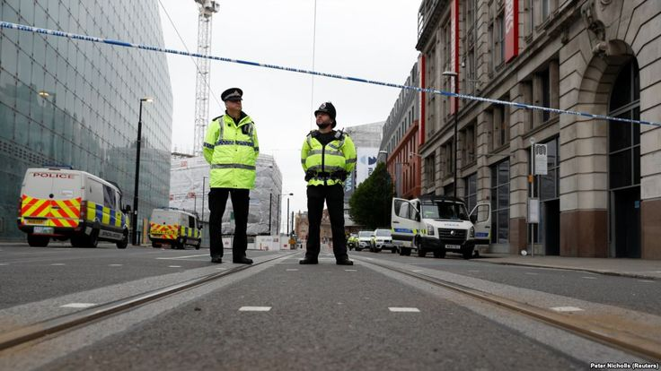 #world #news  British Police Make Two Further Arrests Over Manchester…  #StopRussianAggression @realDonaldTrump @POTUS @thebloggerspost