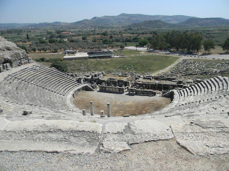 Miletos, near Didim, Aydın,  Turkey