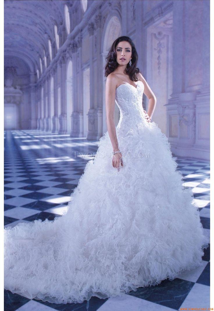 Robe de mariée Demetrios Gr256 Sensualle