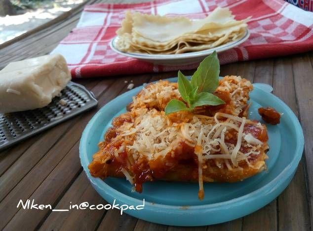Lasagna Roll - Ups