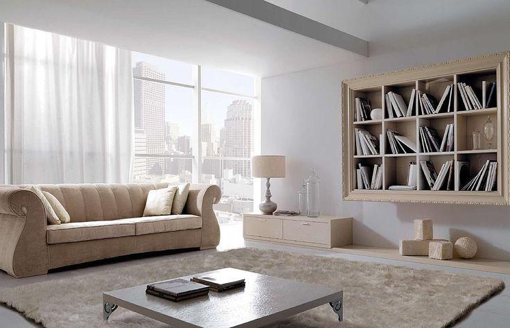 Klasycznie  #classic #livingroom #internoitaliano