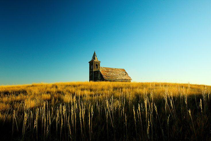 Vergane Glorie: Verlaten Kerken