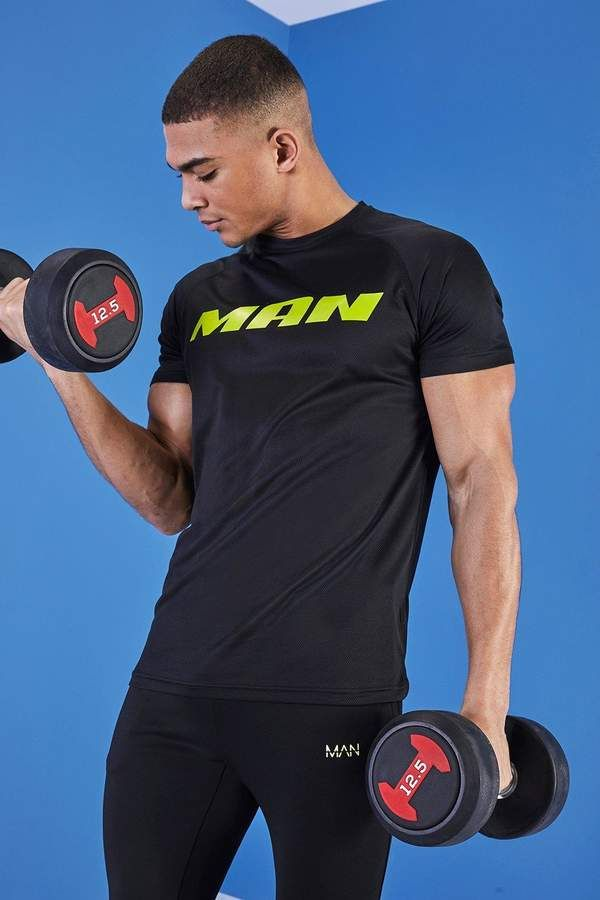 Muscle Fit Gym Mensfashion Style Fashion Menswear Summer Spring Ootd Guy Model Ootdmen Clothing Gym Fitness Exercise W Gym Gym Tshirts Fitness