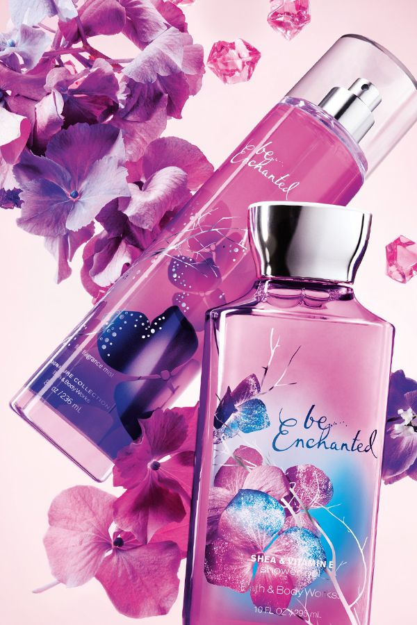 Inspired by a shimmering fantasy! #BeEnchanted #BathAndBodyWorks #WestfieldSC