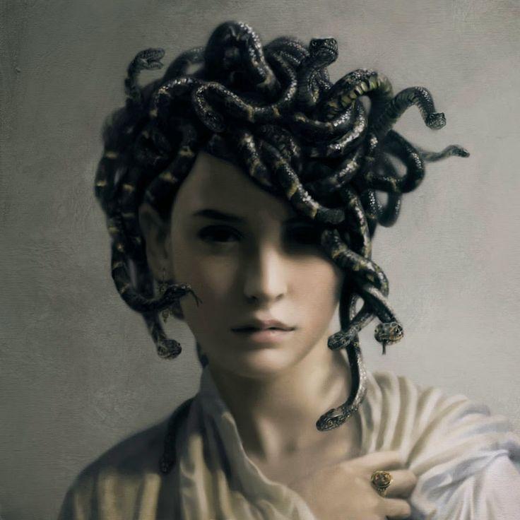 El Espejo Gótico: El mito de Medusa: historia, psicología y documental